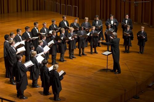 观牛津大学合唱团国家大剧院音乐会(附哈利波特、半个月亮音频试听)
