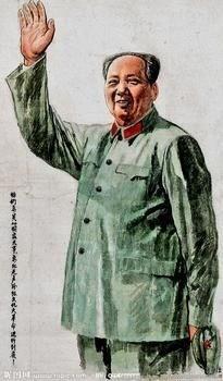 毛泽东打的