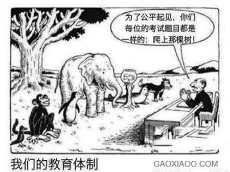 我们的教育体制