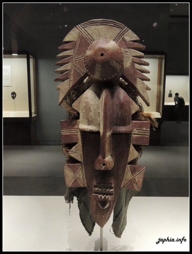 科派耶格面具