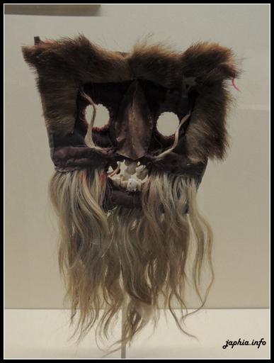 帕斯库拉舞面具