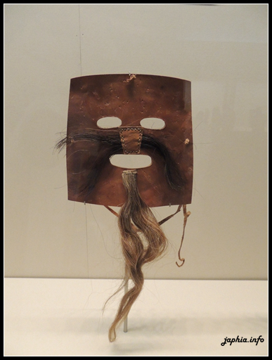 索西族面具