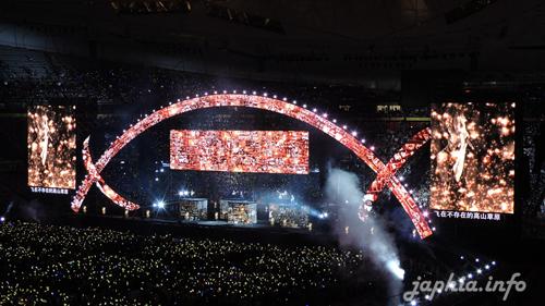 五月天诺亚方舟明日重生北京鸟巢演唱会