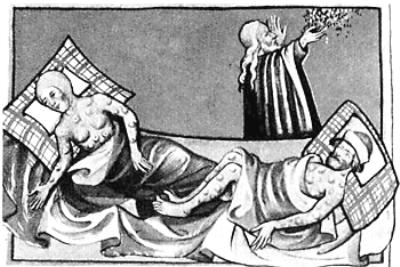 黑死病可能毁灭了罗马帝国