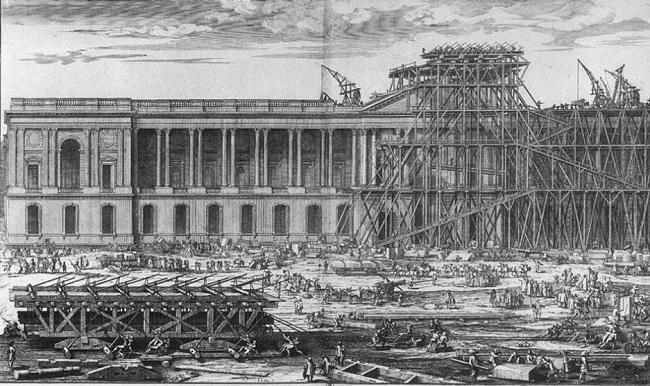 卢浮宫:昔日的王宫 今日的博物馆