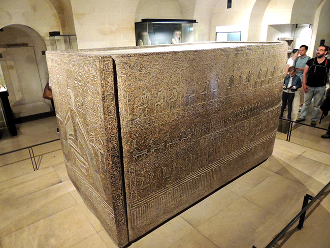 拉美西斯三世石棺