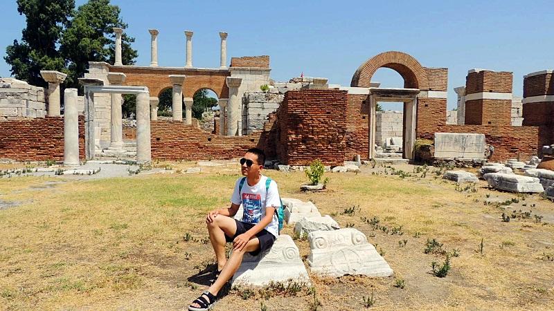 土耳其圣约翰教堂遗址