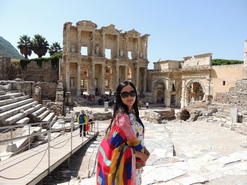 土耳其 以弗所古城
