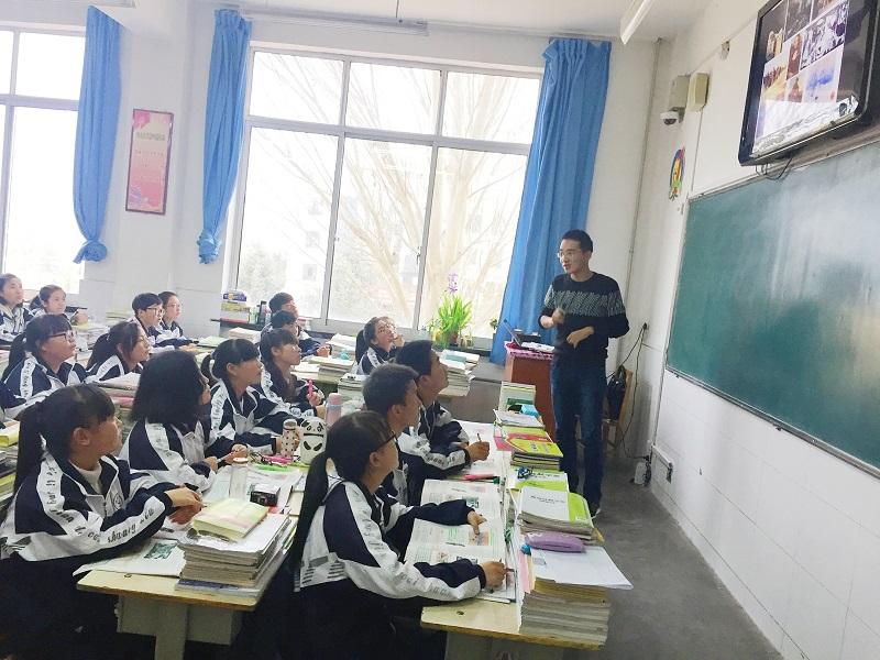 参加岷县一中同课异构活动有感:相信学生 大胆放手