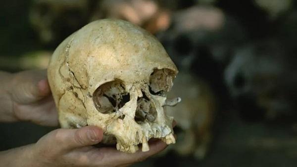巴西博物馆火灾可能摧毁了西半球最古老的人类头骨