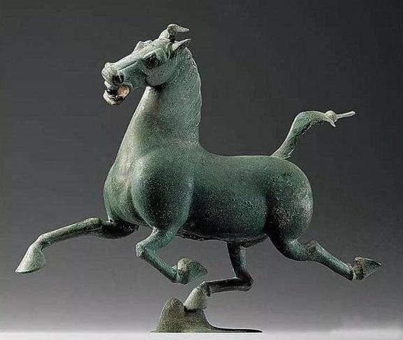 文革期间故宫的一场展览,让甘肃铜奔马走向世界!