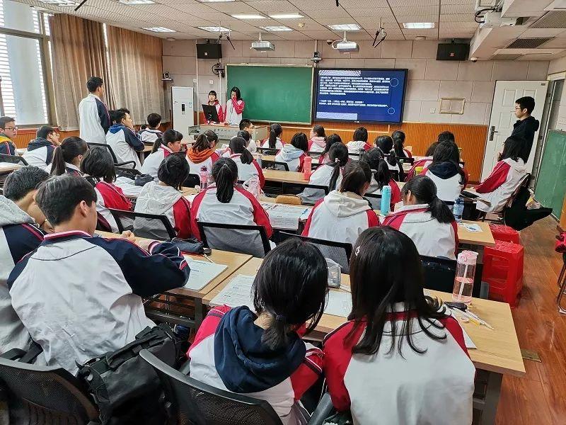 把时间还给学生,把方法教给学生——华中师大一附中学习有感